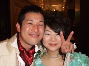 鉄也さん&あずささん