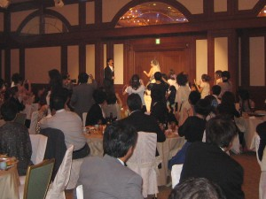 ひげダンス