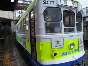 ビール電車2011