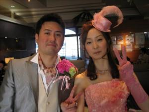 佑一郎さん&あきさん 結婚式&結婚披露パーティ