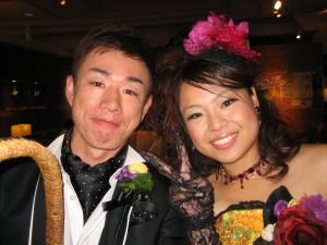 哲也さん・みどりさん 結婚式&披露宴